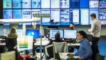 Newsroom Aarau