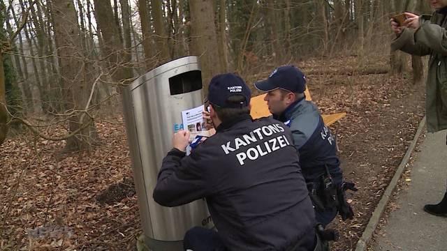 Mörderfahndung Aarau: Polizei sucht Hilfe beim Volk