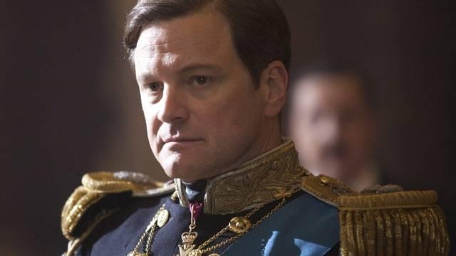 Colin Firth in der Rolle als König Georg VI. (Archiv)