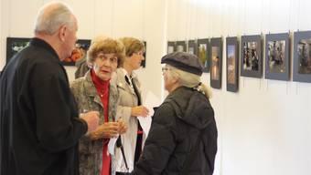 Der Seniorenrat in Dietikon hat letztes Jahr eine Fotoausstellung organisiert. Das ist ein Beispiel für eine kulturelle Veranstaltung, die man sich in Oberengstringen zum Vorbild nehmen könnte. Senada Haralcic