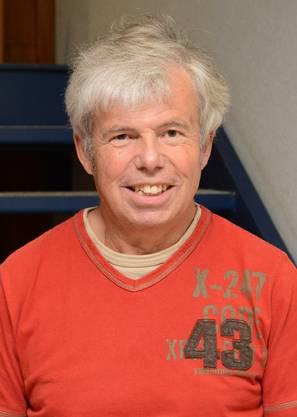 Heinz Hosner ist neues Aktivmitglied.