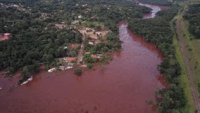 Schlammlawine in Brasilien: Opferzahl steigt weiter an