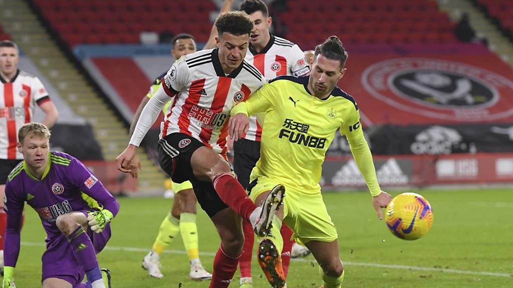 Newcastle strauchelt beim sieglosen Letzten