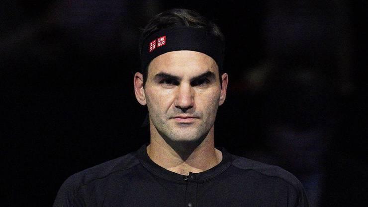 Voller Fokus auf das Djokovic-Spiel.