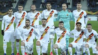 Die Spieler und Trainer der AS Roma verzichten auf vier Monatsgehälter