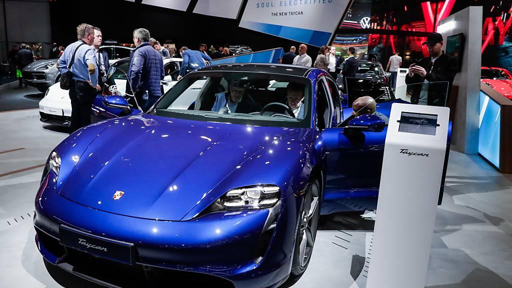 Coronakrise drückt Verkaufszahlen bei Porsche