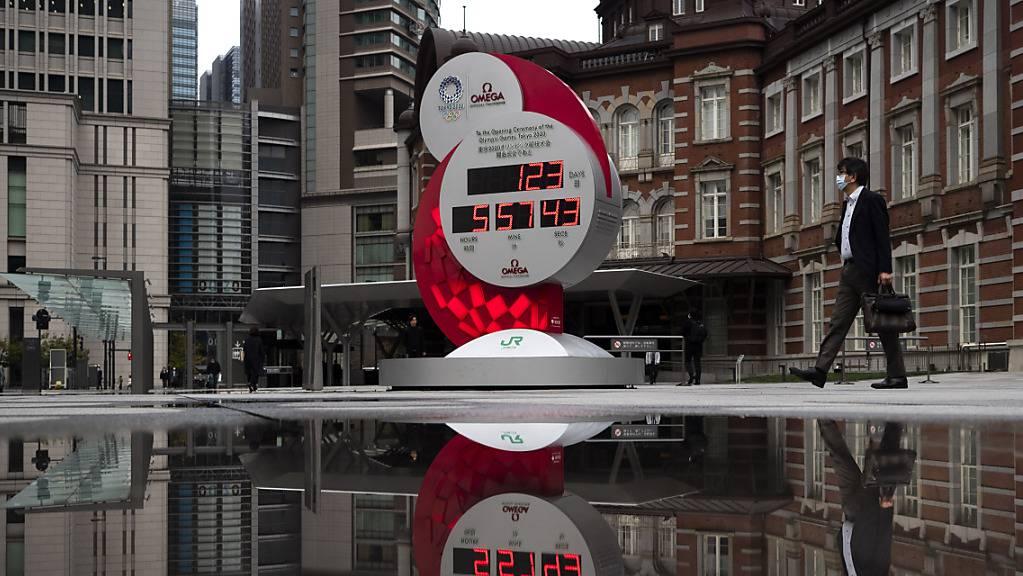 Der Countdown für Tokio 2020 läuft noch. Aber die Chancen, dass die Sommerspiele wie geplant stattfinden, werden immer kleiner