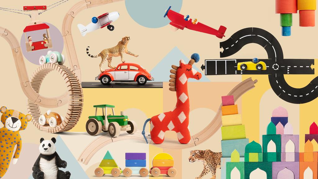 Gewinne einen Gutschein von Pastorini Spielzeug