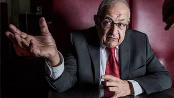 Lange war es still: Nun will sich Hisham Maizar als Vorsitzender des Rates der Religionen wieder stärker in die Politik einmischen