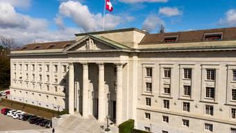 Seit Jahrzehnten unter Druck gesetzt durch die SVP: Bundesgericht in Lausanne.