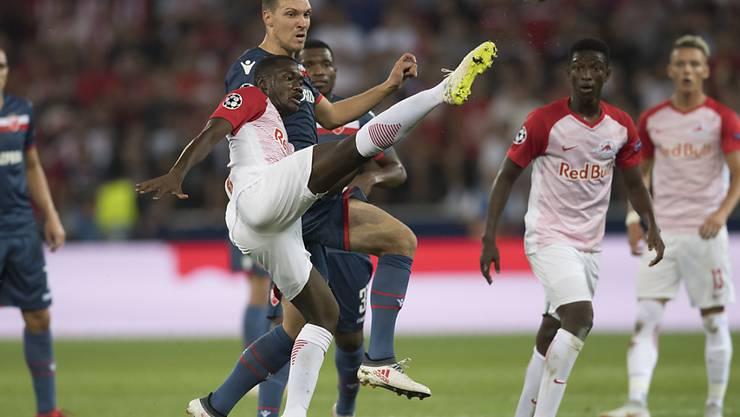 Salzburg scheiterte einmal mehr in Qualifikation für die Champions League