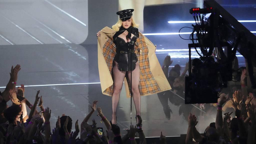 «Wir sind immer noch hier»: Madonna überrascht bei MTV Video Music Awards