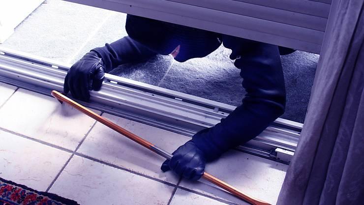 Die Wirtin des Hotels Adler in Möhlin verscheuchte zwei Einbrecher (Symbolbild).
