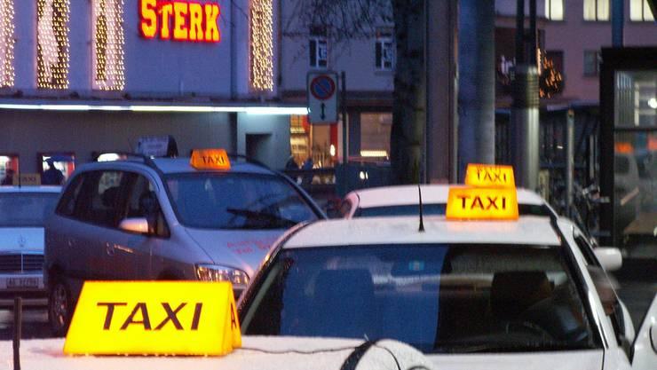 Baden erhält ein neues Taxireglement.