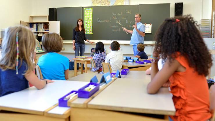 Schulen im Aargau: Der Kanton hat keine Datenschutzrichtlinien für das Bildungswesen. (Symbolbild)