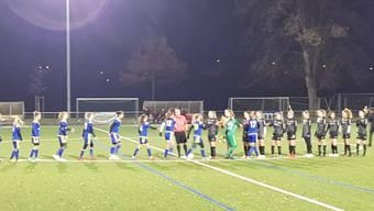 Der SC Derendingen durfte gegen Thalwil den ersten Sieg der Rückrunde feiern.
