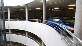 Glanzreiches Resultat besonders im «Berntor»-Parking: Erstmals überstiegen die Einnahmen eine Million Franken.