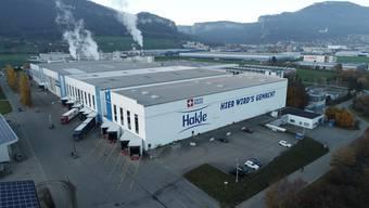 Bereits anfangs 2019 hielten sich Gerüchte, der US-Konzern wolle das einstige «Tela»-Werk in Niederbipp verkaufen, im Dezember 2020 ist der Verkauf jetzt also Tatsache. (Archivbild)