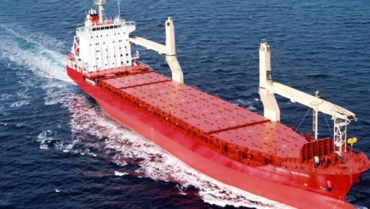 Der Frachter SCL Bern gehört zu den 13 Schweizer Hochseeschiffen, die wegen wirtschaftlicher Schwierigkeiten verkauft werden müssen. Der Bund hat einen Schaden von 215 Millionen Franken.