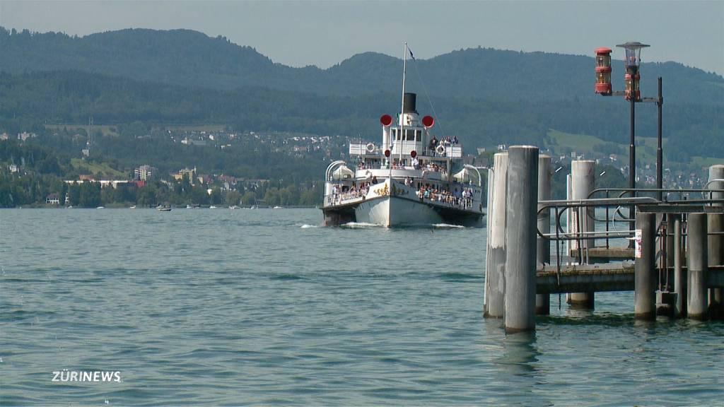 Schiffe auf dem Zürichsee dürfen weiter hornen