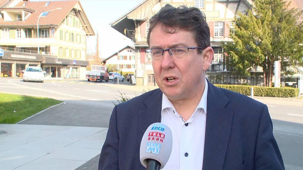 Wegen Corona-Krise: Albert Rösti bleibt bis auf weiteres SVP-Präsident