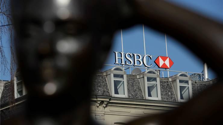 Die Branche preist ihr gesteigertes Risikobewusstsein: Schweizer Bankenplatz MARTIAL TREZZINI/Keystone