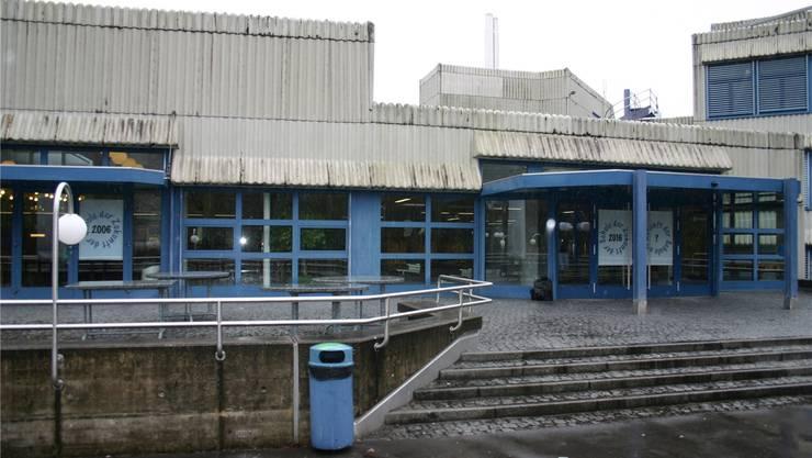 Eine Photovoltaikanlage ist beim Erweiterungsbau der Kantonsschule Limmattal nicht eingeplant.