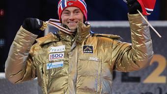Petter Northug gönnt sich am Dienstag eine Pause