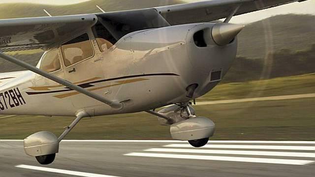 Eine Cessna 172