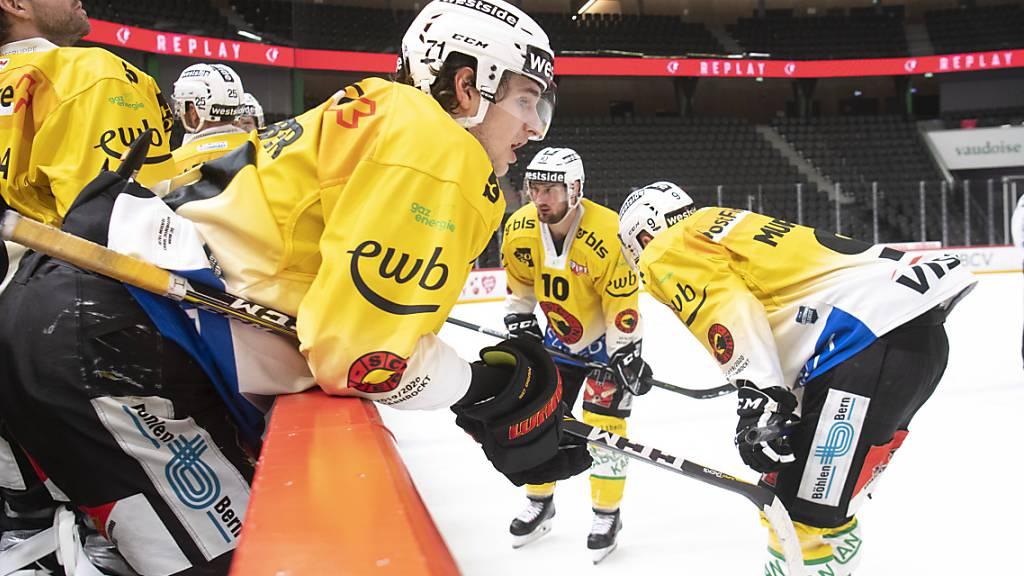 Lugano statt Meister Bern in den Playoffs, ZSC Lions auf Platz 1