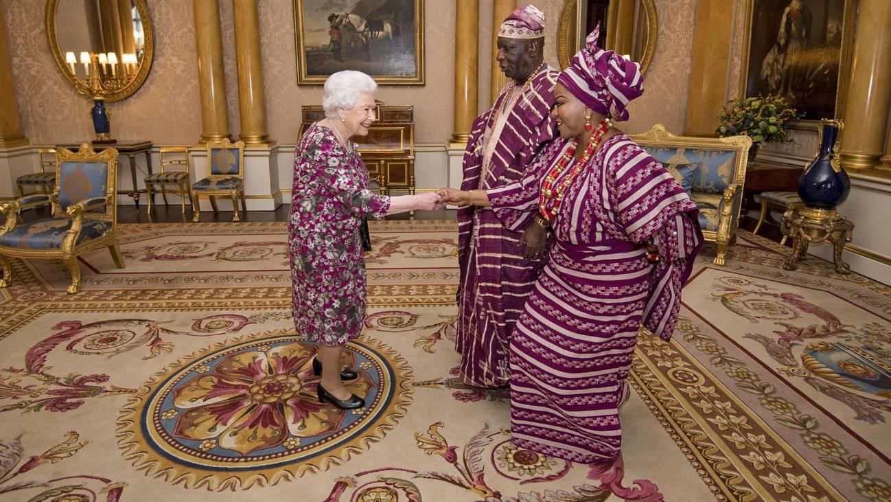 Queen Elizabeth Königin Grossbritannien Good News