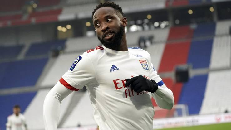 Moussa Dembélé wird bis Ende Saison vom französischen Erstligisten Olympique Lyon ausgeliehen.