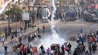 Bei den Unruhen in Ägypten starben viel mehr Menschen als bisher angenommen (Archiv)