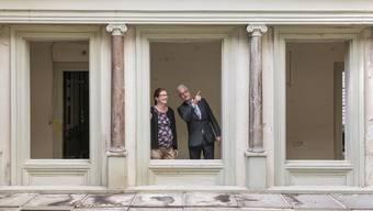 Europäische Denkmaltage im Aargau:  Eintauchen in die Geschichte des Badener Bäderquartiers