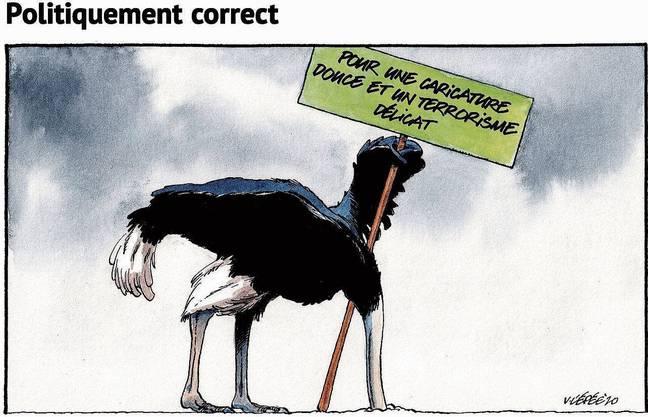 Das «Charlie Hébdo»-Urteil beschäftigte Karikaturisten in der Romandie.