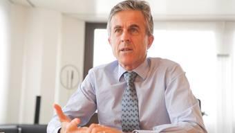«Innovation hält ein Unternehmen jung und ist eine wesentliche Voraussetzung für den langfristigen Erfolg», sagt Beat Oberlin, CEO der BL-Kantonalbank.