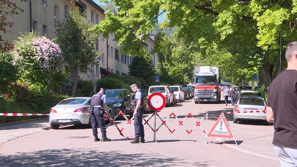 Geiseldrama in Zürich: Täter erschiesst zwei Geiseln und sich selbst