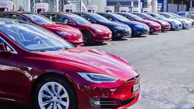 Die Offizielle Eröffnung des Tesla Super-Charger fand am 09. Mai 2019 in Dietikon statt.