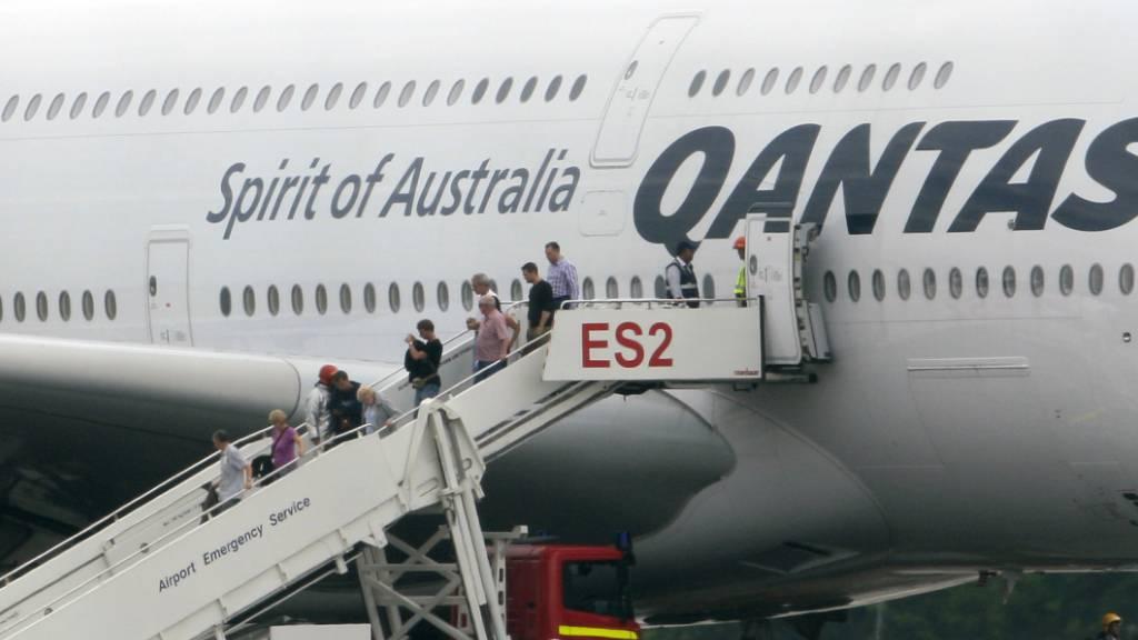 Neuer Ärger für Boeing? Qantas prüft 737 nach Entdeckung von Rissen