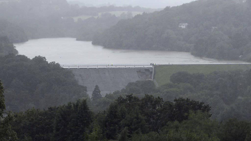 «Die Situation ist kritisch»: Englischer Ort fürchtet Dammbruch