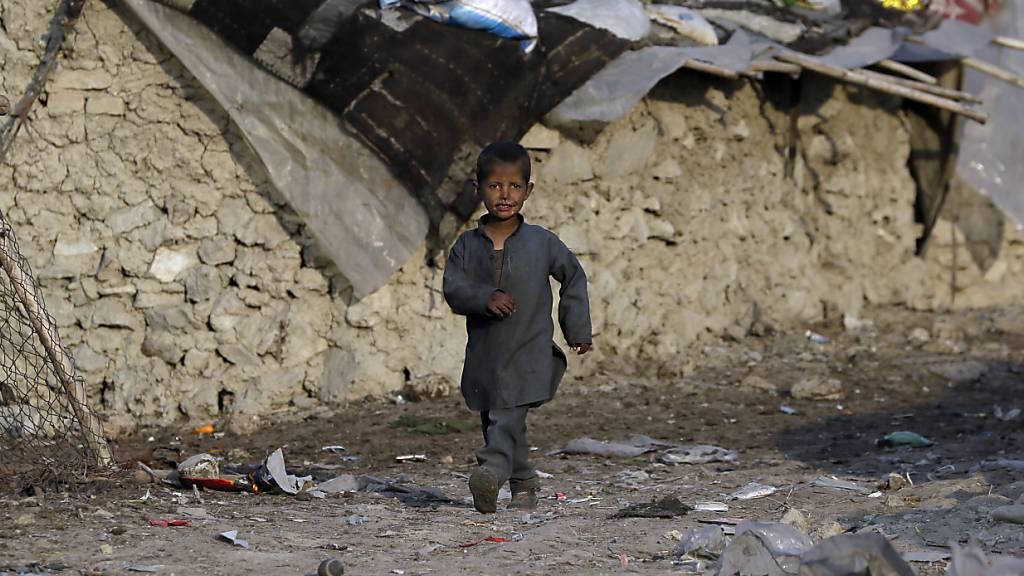 Mehr als 72'000 Flüchtlinge suchen Schutz in Afghanistan