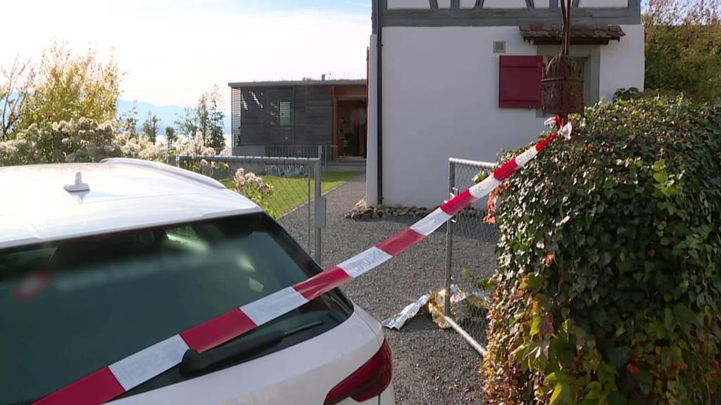 Fund: Vater tötet 12-jährige Tochter in Rapperswil-Jona