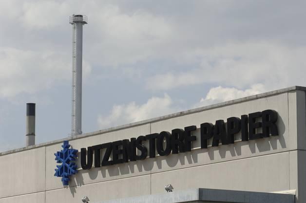 Bereits seit 1892 wird am Standort Utzenstorf Papier hergestellt