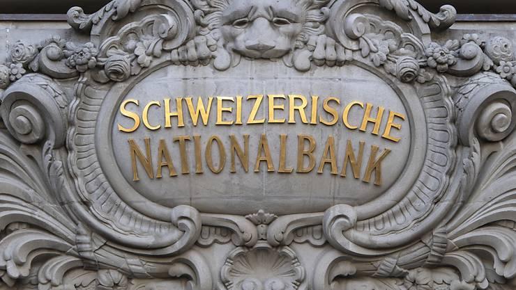 Der wieder stärker gewordene Franken dürfte das Ergebnis der SNB im zweiten Quartal gedrückt haben. (Archivbild)