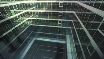 Der Neubau Bürgerspital soll im September bezogen werden.