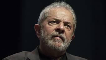 Brasiliens Ex-Präsident Lula muss sich wegen Behinderung der Justiz vor Gericht verantworten. (Archiv)
