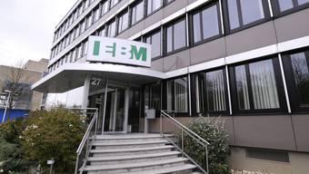 EBM in Münchenstein.