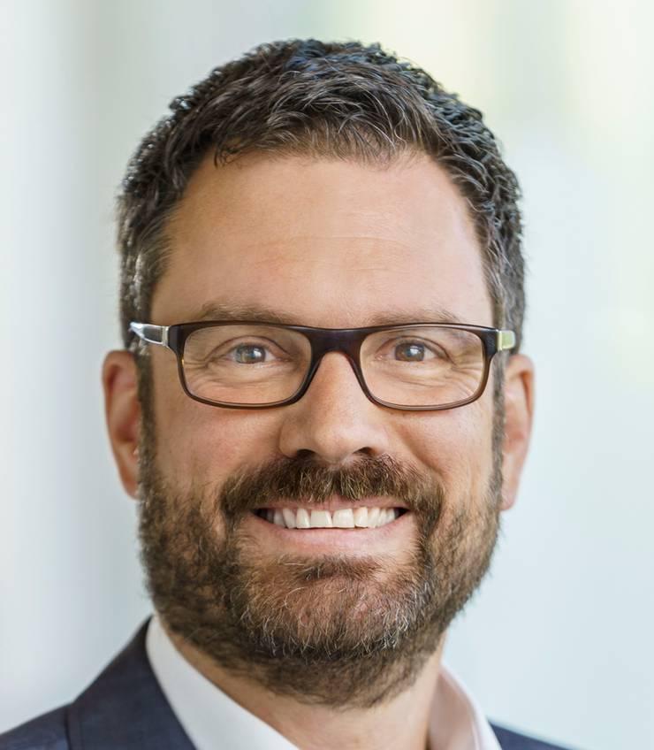 Daniel Schibler, Direktor Asana Spital Menziken.