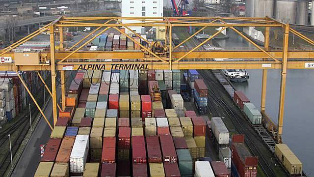 Exportprodukte sind weniger gefragt