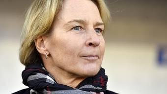 Martina Voss-Tecklenburg hat mit den Schweizerinnen schon viel erreicht